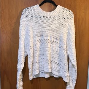 F21 | Open Knit Sweater